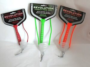 Drennan Revolution Tangle Free Catapults & Catapult Repair Kits available