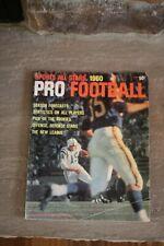 Vintage Pro Football Sports All Stars 1960 Johnny Unitas Jim Brown Pat Summerall