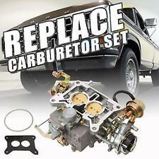 2 Barrel Carburetor Carb Fit For 64-78 Ford 289 302 351 F150 F250 F350 Vehicles