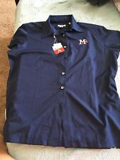 Antigua Atlanta Braves Women's Blue Mississippi Braves Retail $46 Selling $25