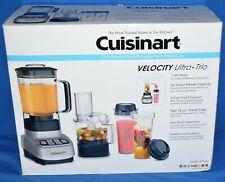 Cuisinart Velocity Ultra Trio Bfp-650 Food Processor 1 Hp