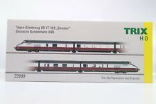 Trix 22809-  Tagesgliederzug Set VT10.5 Senator DB - Digital+Sound neuw. in OVP