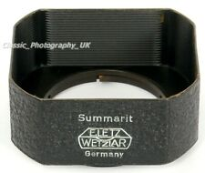 XOONS Lens Hood for Leica SUMMARIT 1.5/50mm F1.5 & Leitz Xenon 1:1.5 f=5cm Lens