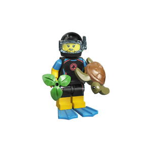 LEGO  LEGO Series 20 Diver