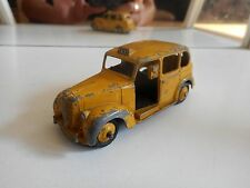 Dinky Toys Austin Taxi in Yellow