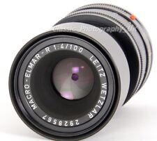 Macro-ELMAR-R 1:4/100mm 3-Cam Lentille 100 mm F4 par Leitz WETZLAR LEICA Leica R9 R7