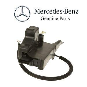 For Mercedes W163 Front Passenger Right Door Lock Vacuum Actuator Genuine