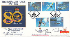Rare The Royal International Air Tattoo 1998. Signed by Brian Trubshaw