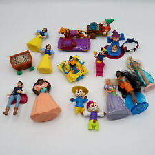 Vintage Plastic Barbie Disney Happy Meal Toy Lot McDonalds 90s