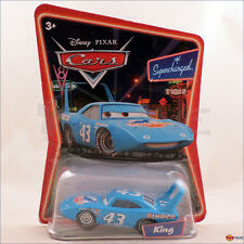 Disney Pixar Cars Supercharged series - The King - diecast toy car by Mattel