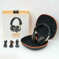 Orange amps headphones O EDITION STUDIO QUALITY + CASE
