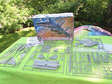 REVELL F-15E STRIKE EAGLE AIRCRAFT PLASTIC MODEL KIT 1:48 SCALE KIT 85-5511