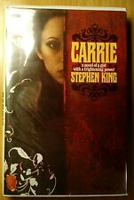 CARRIE by STEPHEN KING BOOK CLUB EDITION NEAR MINT CONDITION