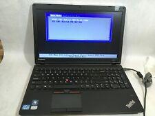 "Lenovo ThinkPad E520 Core i5 2410M 2.3 GHz 4 GB Ram 15.6"" Boots- FT"