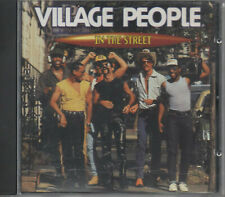 Village People In The Street CD NEU Fox On The Box Lonely Lady Success Play Bach