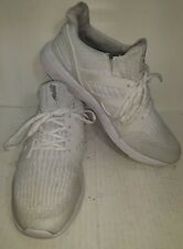 Avia Men's Lightweight Lace Up Athletic Running Sneakers/Shoes: white size 12