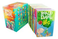 Roald Dahl Collection 16 Books Box Set Pack - NEW Set