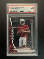 Kyler Murray 2019 Panini Absolute #126 PSA 9 Rookie Card RC Arizona Cardinals