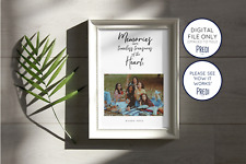 Best Friend Gifts, Personalised Best Friend Gifts, Friendship Gifts, Photo Frame