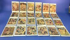Lot of 24 Dolly Dingle 1986 Playtime Postcards Grace Drayton Unposted #199