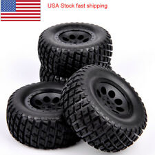 12mm Hex 1:10 Scale RC Short Course Truck Off-road Argyle Tire & Wheel 4PC