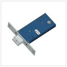 Serratura OMEC a infilare per fasce codice 780 serramenti alluminio quadro 8 mm