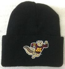 wholesale dealer 4b0d5 e0aef NCAA Minnesota Golden Gophers Cuffed Winter Knit Hat Cap Beanie NEW!