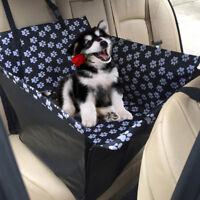 AU Waterproof Pet Dog Car Seat Cover Hammock Foldable Single-seat Protector Mat