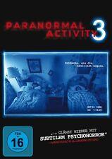 PARANORMAL ACTIVITY 3 ( Katie Featherston, Sprague Grayden) NEU+OVP