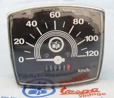 \ Contachilometri Vespa 50 Special scala 120 Km/h  //