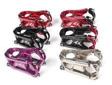 Aluminum 28.6*31.8*50mm Bicycle Short Stem MTB DH XC Road Bike handlebar stems