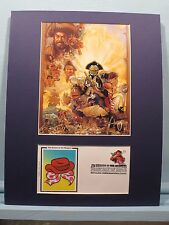 Jim Henson - Muppet Treasure Island with Kermit & Miss Piggy and First Day Cover