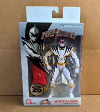 "Power Rangers Legacy Dino Thunder White Ranger 6"" Action Figure - New MIB"