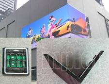 """Wi-Fi P6 mm  76"""" x 50"""" Full color LED Sign IP65 OUTDOOR-USA seller"""