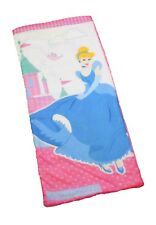 Disney Princess Wishes Sleeping Bag Cinderella 150cm X 65cm
