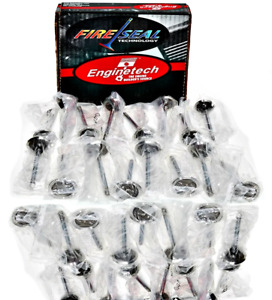Complete Exhaust & Intake Valves Set for 2005-2010 Ford 4.6L 281 SOHC 24V VIN H