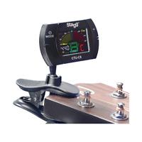 ACCORDEUR CHROMATIQUE A CLIP Calibrage de 430 à 450 Hz