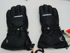 Reusch REAL DOWN GORE-TEX Ski Gloves Adult Medium AVIATOR 4201330 WARM Leather
