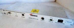 Andrew Antenna Control Unit