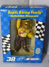 Boyds Racing Family Collectible Ornament - #38 Elliott Sadler (2005)
