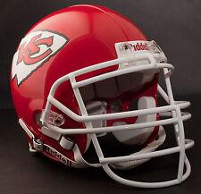 TONY GONZALEZ KANSAS CITY CHIEFS Schutt RJOP Football Helmet FACEMASK - WHITE