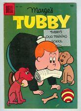 Tubby #25 November 1957 Vg/Fn