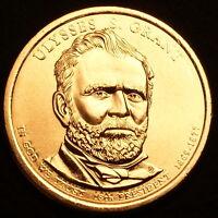 Garfield Uncirculated One Dollar 25 Golden Coin Roll $1 2011 P James A