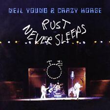 Neil Young & Crazy Horse - Rust Never Sleeps - CD  Neu & OVP - Hey Hey, My My