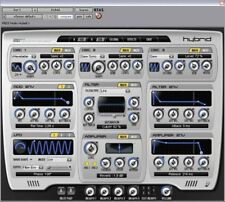 Avid Digidesign Hybrid 1.5 RTAS Synth Plugin iLok asset
