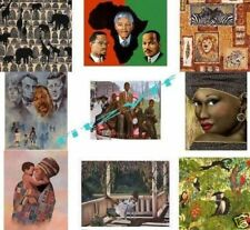 African Culture images & Pictures Art & Craft CD