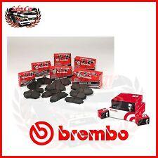 Kit Pastiglie Freno Post Brembo P23080 FIAT Multipla 186 04/99 - 12/10