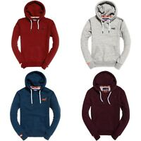 SUPERDRY HOODIE - ORANGE LABEL HOOD - BLUE/GREEN/NAVY/PORT/RED - HOODY - BNWT