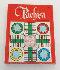 Whitman's Pachisi A Game of India F845