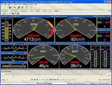 New ScanXL Professional Software for ELM 327  Car engine sistem diagnostic
